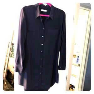 Equipment Blouse Dress